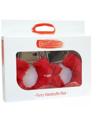 Bestseller - handcuffs with red fur