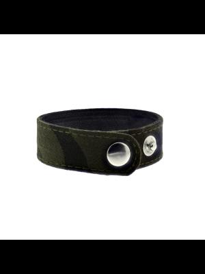 Green Camouflage Bracelet