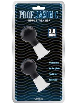 Prof. Jason - Nipple Teaser