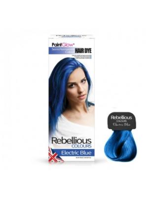 Semi-Permanent Hairdye, 70ml - Electric Blue