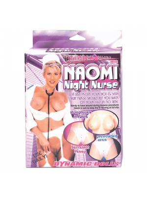 Nanma Naomi Night Nurse Life Size Love Doll Flesh OS