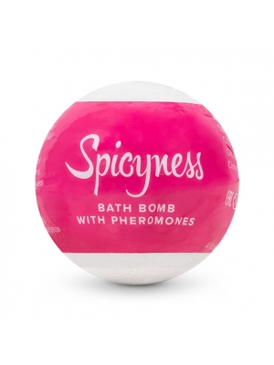 Bath Bomb Spicy with pheromones Obsessive