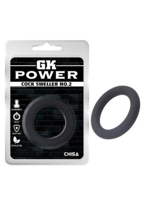 GK Power Ring Black Cock Sweller No.2