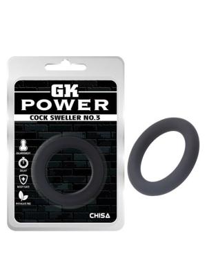 GK Power Ring Black Cock Sweller No.3