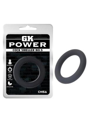 GK Power Ring Black Cock Sweller No.5
