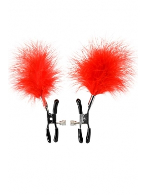 Nipple Clamps Red