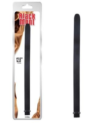 Chisa Novelties Black Mont Tube 32.5cm