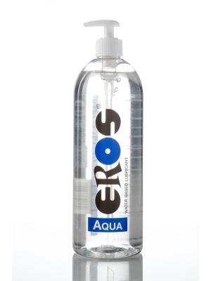 """Aqua ?€"""" Flasche (inkl. Pumpspender) 1.000 ml"""