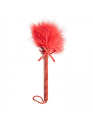 Soft skin duster (red)
