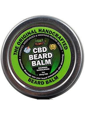 Hemp Bombs Beard Balm 1oz