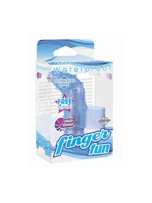 Pipedream Finger Fun Blue OS