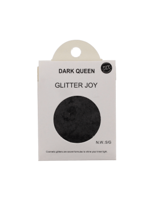 Dark Queen - Assorted Design Glitter for Skin, Hair & Nails
