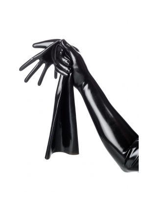 Rubber Latex Gloves for Fisting medium