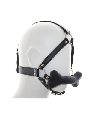 Head Harness+Dog Gag