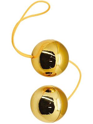 Timeless Orgasm Balls (golden)