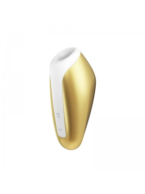 Satisfyer Love Breeze Air Pulse Clitoral Stimulator (yellow)