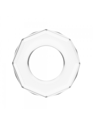 POWER PLUS Cockring 4 Clear