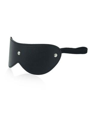 Blindfold Vegan Fetish Mask Black