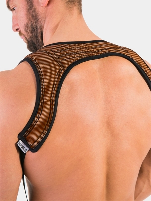 Harness Perry - Black / Blue