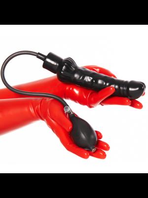 Inflatable Dildo - Black S