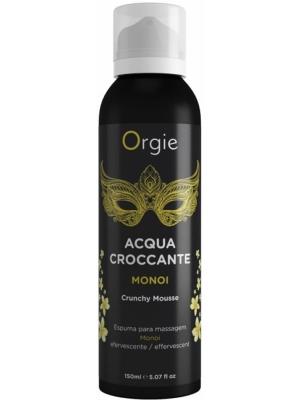 Crunchy Massage Mousse Monoi