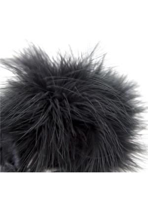 Soft skin duster (black)
