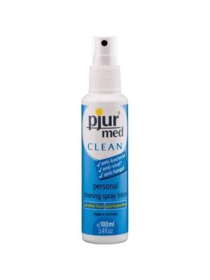 Pjur Med Clean Spray Lotion 100ml