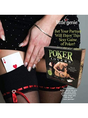 Little Genie Special Edition Poker For Lovers Multi