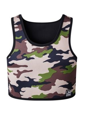 Neoprene vest JM903 - Camouflage Green