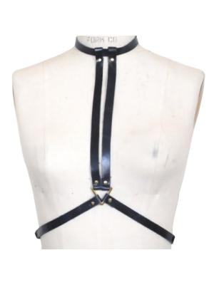 Collar with waist harness-2002552