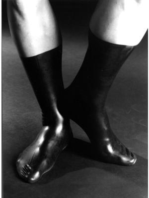 Rubber Latex socks