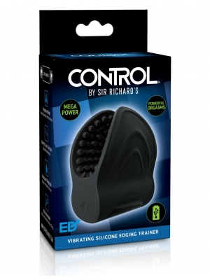 Sir Richard's Control Silicone Vibrating Edger Trainer