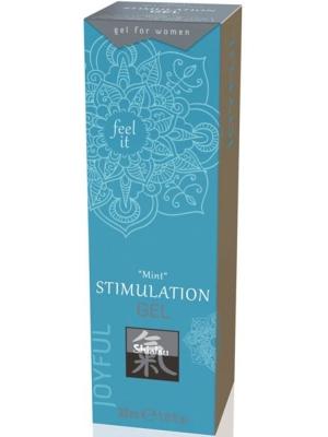 Stimulation Gel - Mint 30 ml