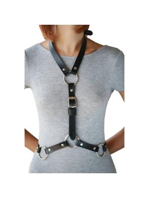 Γυναικείο Harness Δερματίνης Julia