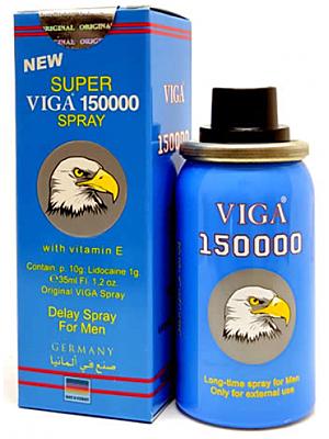 Super Viga 150000 35ml σπρει επιβράδυνσης