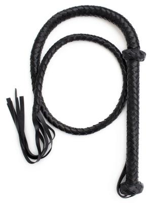Whip 150 cm Black