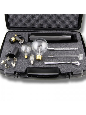 Dr. Clockwork's Solid State Violet Wand Apprentice Kit [D]