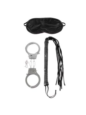 Fetish Fantasy Lover'S Fantasy Kit Black OS