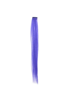 Aprox. 43cm Purple Hair Highlights/ Extensions