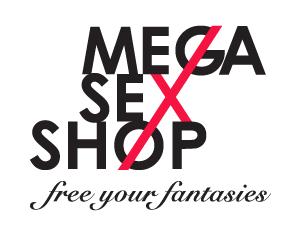 Megasexshop Logo